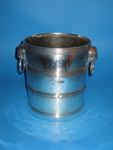 A George III Bucket Wine Cooler, circa 1790. - Click to enlarge and for full details.