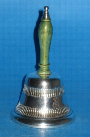 A Rare George III Table Bell, circa 1790. - Click to enlarge and for full details.