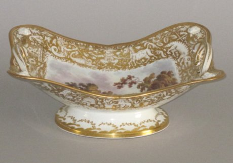 DERBY PORCELAIN CENTREPIECE, CIRCA 1815-20 - Click to enlarge and for full details.