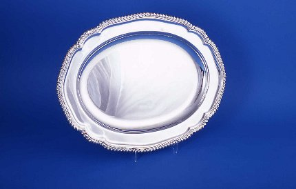 Regency Meat Dish - Click to enlarge and for full details.