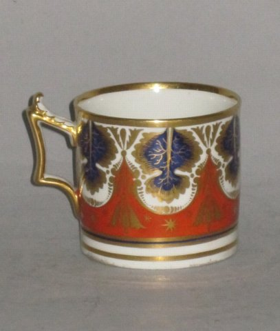 FLIGHT BARR & BARR COFFEE CAN, CIRCA 1804-13 - Click to enlarge and for full details.