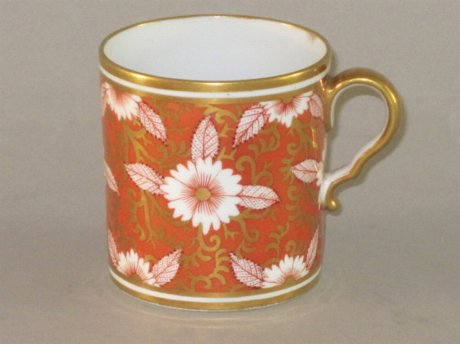 SPODE COFFEE CAN, CIRCA 1810. - Click to enlarge and for full details.