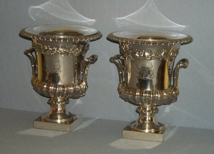 Pair of early 19th Century wine coolers - Click to enlarge and for full details.