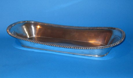 Old Sheffield Knife Tray - Click to enlarge and for full details.